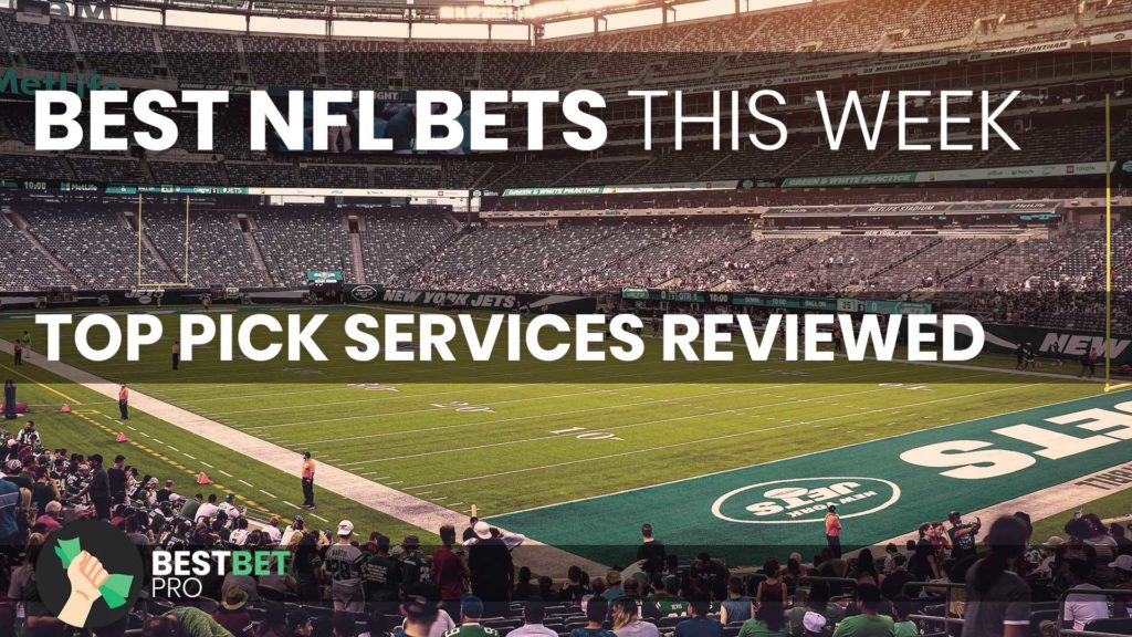 best nfl bets this week